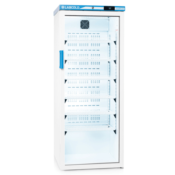 Labcold RLDG1019DIGLOCK, 340 litre Medical Refrigerator with Glass Door