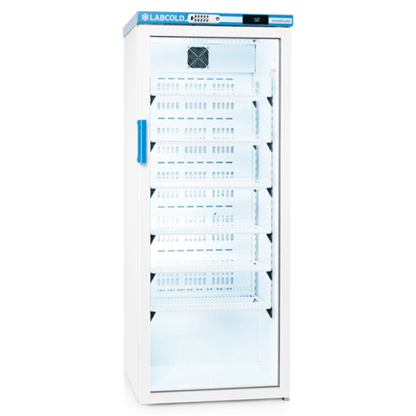 Labcold RLDG1019DIGLOCK, 340 litre Medical Refrigerator with Digital Lock and Glass Door