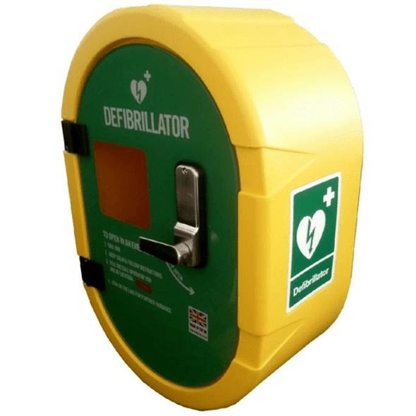 DefibSafe 2, Outdoor AED Cabinet without Lock