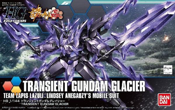 #050 Transient Gundam Glacier Ver.2