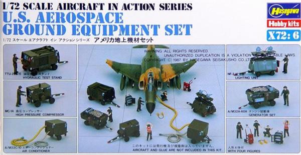 1/72 US Ground Equipment