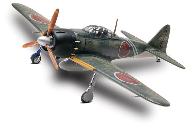 1/48 A6M5 Zero Japanese Fighter