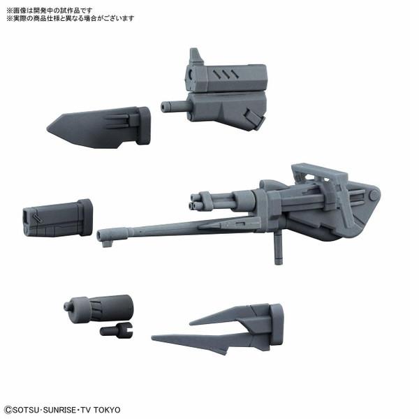 Changeling Rifle