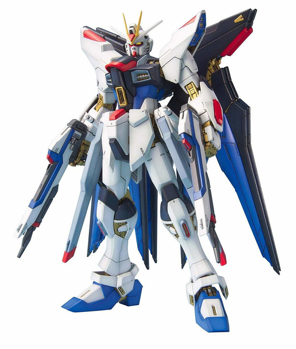 MG Strike Freedom Gundam