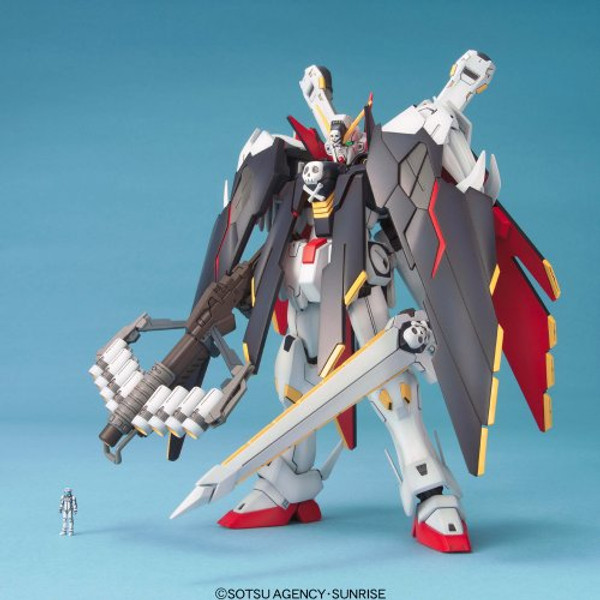 Crossbone Gundam X-1 FullCloth