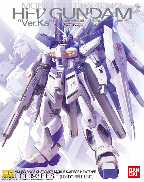 RX-93 Hi-V Gundam Ver.Ka