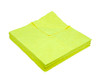 Clean Garage Yellow All Purpose & Polishing 380 GSM Microfiber Towel Edgeless | 12 Pack