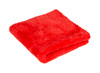 Ultra Plush Edgeless 500 GSM Microfiber Detailing Towel Red | Korean
