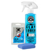 Chemical Guys Clay Bar & Luber Spray Kit | Paint Decon Combo