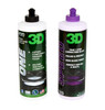 The Clean Garage 3D Speed & One 16oz Combo | One Step Polish and All In One Kit