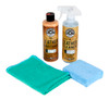 Chemical Guys Leather Interior Cleaning Kit | Cleaner & Conditioner