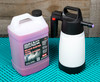 IK Foam Pro 2 & P&S Brake Buster 1 Gallon Wheel & Tire Cleaner Combo