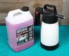 Clean Garage P&S Brake Buster & IK Foam Pro 2 Combo | 1 Gallon Wheel & Tire Cleaner