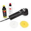 Rupes LHR75E Mini Polisher Kit | DA Polish & Pads Bigfoot Combo 4