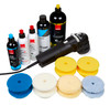 Rupes LHR75E Mini Polisher Kit 5 | New DA System Pads Compounds