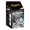 Meguiar's Whole Car Air Refresher Odor Eliminator  Black Chrome