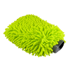 Chennille Microfiber Scratch Free Wash Mitt | Bright Green