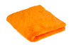 Ultra Plush Edgeless 500 GSM Microfiber Detailing Towel Orange | Korean