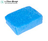 The Clean Garage Small Blue Microfiber Applicator - Wax Sealant Ceramic Coating
