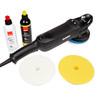 Clean Garage Rupes LHR15 ES Polisher Kit 1   Bigfoot DA Random Orbital Combo