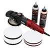 Flex XC 3401 VRG Dual Action Orbital Polisher Kit | Meguiar's DA Combo
