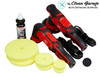 The Clean Garage Griot's Garage G8 and G9 Polisher Combo | DA Kit