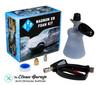 MTM PF22.2 Foam Cannon Kit Magnum 28 | SGS28 Swivel Gun | The Clean Garage