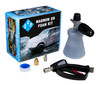 MTM PF22.2 Foam Cannon Kit Magnum 28 | SGS28 Swivel Gun