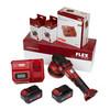 Clean Garage Flex XCE 8 125 18.0-EC/5.0   Cordless Forced Rotation Polisher Kit