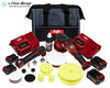 The Clean Garage Flex Cordless Polisher Kit | PXE 80 and XFE 15 Combo
