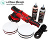 "The Clean Garage Griot's Garage G9 Polisher Kit | 6"" Meguiar's DA Combo"