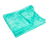 "Dual Sided Twist Loop XL Drying Towel 1400gsm Mint Green | 35"" x 30"""