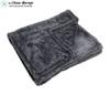 "The Clean Garage Dual Sided Twist Loop XL Drying Towel 1400gsm Gray | 35"" x 30"""