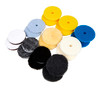 "Clean Garage Ultimate Polishing Pad Kit | 20 Pads for 3"" Backing Plate 