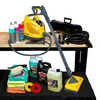 The Clean Garage Ultimate Interior Detailing Package | Steamer Vac & More