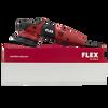 "Flex XFE 7-15 150 Random Orbital Polisher | 5"" Backing Plate 15mm Orbit"
