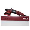 "The Clean Garage Flex XCE 10-8 125 Gear Driven Random Orbital Polisher   5"" Backing Plate 8mm Orbit"