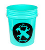 Clean Garage 5 Gallon Bucket | Mint Green | Optional Insert and Lid