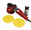 Clean Garage Flex XFE 7-15 150 Random Orbital Polisher | Kit 1 Pads & Polish