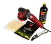 Clean Garage Flex XFE 7-15 150 Random Orbital Polisher | Kit 2 Pads & Polish
