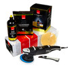 The Clean Garage Rupes LHR21 Mark III Polisher Kit | Bigfoot Combo 6 | DA Fine Polish & Pads