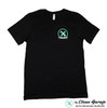 The Clean Garage Auto Detailing Supplies T-Shirt | Black Heather