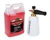 The Clean Garage Trinova Foam Cannon & Meguiar's Hyper Wash Soap Combo