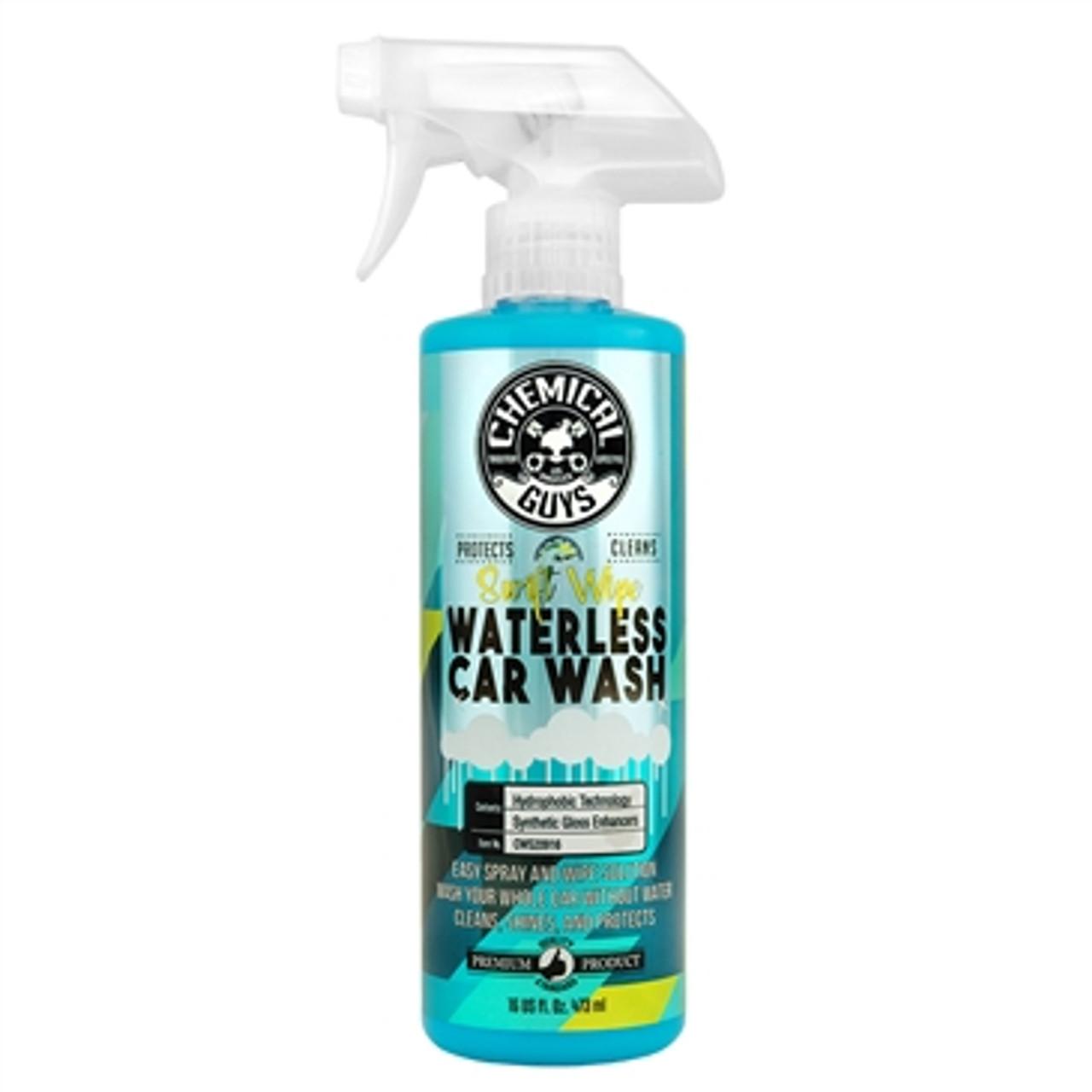 The Clean Garage Chemical Guys Swift Wipe Waterless Wash 16oz