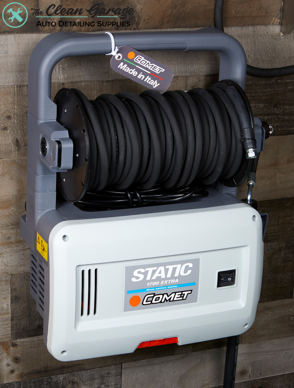 Comet Static 1700 Electric Wall Mount Pressure Washer | 2.2 GPM