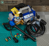 The AR Blue Clean AR675 Pressure Washer Is Here!
