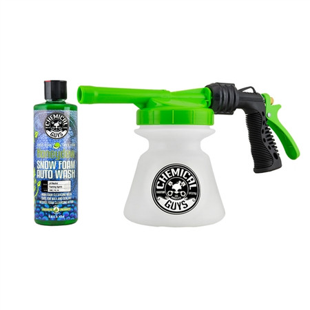 Chemical Guys TORQ R1 Foam Gun & Honeydew Snow Foam Kit
