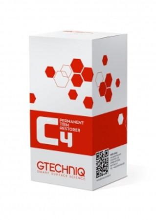 Gtechniq C4 Permanent Trim Restorer & Protective Coating 15ml