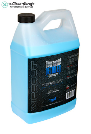 The Clean Garage American Detailer Garage Wipeout 1 Gallon | Rinseless Concentrate