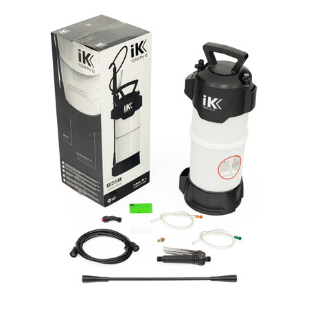 IK Foam Pro 12 Sprayer | Pump Action Foamer